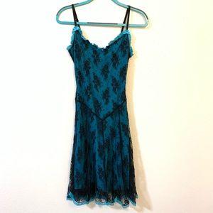 Vintage betsey johnson prom dress
